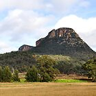 Capertee Valley - NSW Australia by Bev Woodman