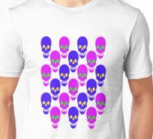 Bright Skulls  Unisex T-Shirt