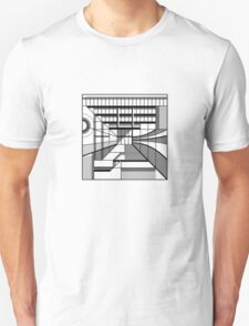Birmingham Central Library Unisex T-Shirt