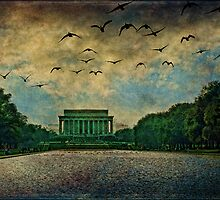 The Lincoln Memorial, Washington D.C. by Chris Lord