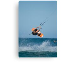 Leap! Canvas Print