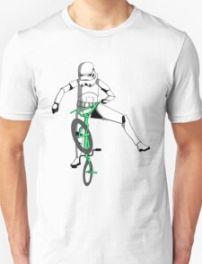 stormtrooper on a bike T-Shirt