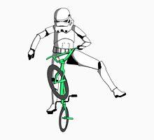 stormtrooper on a bike Unisex T-Shirt
