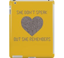 Lady Stoneheart II iPad Case/Skin