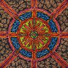 Medecine Wheel Mandala by wigget
