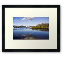 View Over Plockton Harbour Framed Print