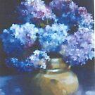 Hydrangeas by Mrswillow