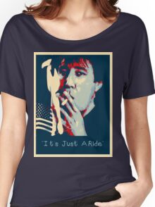 Bill Hicks - It's Just A Ride Tee Women's Relaxed Fit T-Shirt