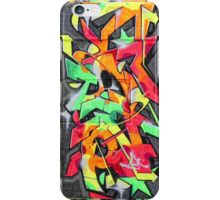 Wall-Art-006 iPhone Case/Skin
