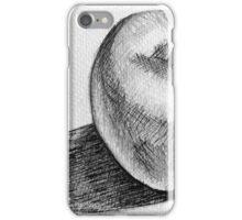 An apple a day.... iPhone Case/Skin