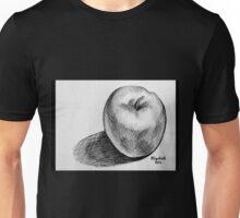 An apple a day.... Unisex T-Shirt