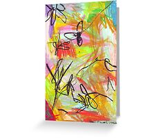 Midnight Garden cycle 11 5 Greeting Card
