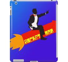 Rocket Man  iPad Case/Skin