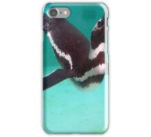 Penguin Swim  iPhone Case/Skin