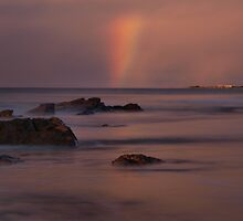 Sunsets and Rainbows by Kylie  Sheahen