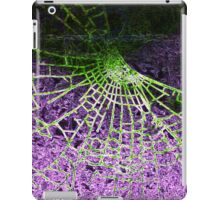 Mysterious Web  iPad Case/Skin