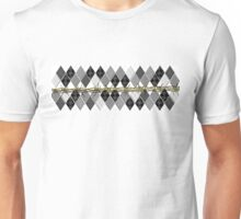 Argyle and Wire Skewers Unisex T-Shirt