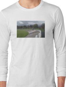 Carmarthen Velodrome Long Sleeve T-Shirt