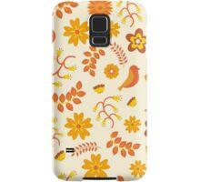 Fox Pattern Samsung Galaxy Case/Skin