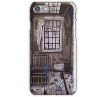 Abandoned Room Service I iPhone Case/Skin