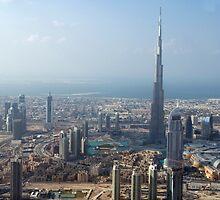 Burj Khalifa by Mark Prior