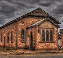 Forgotten Memorial by Rod Wilkinson