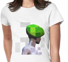 Verte Eco-Friendly Tee Womens Fitted T-Shirt