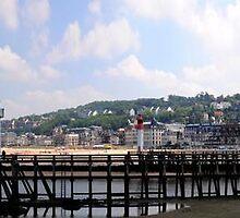 Deauville Port by mromero
