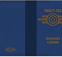 Vault-Tec Overseer's Journal by TheIndoorCat