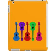 Ukulele - colours iPad Case/Skin
