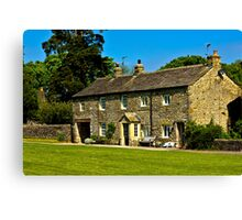 Arncliffe Cottage Canvas Print