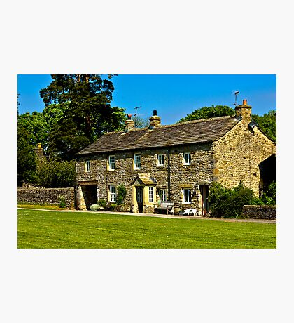 Arncliffe Cottage Photographic Print