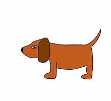 Original Sneaky Dog by VinylVendetta