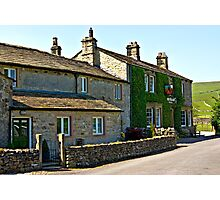 The Falcon Inn - Arncliffe Photographic Print