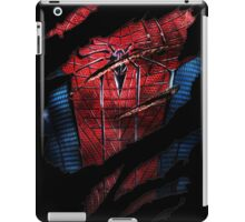Spider Ripped Man Chest iPad Case/Skin