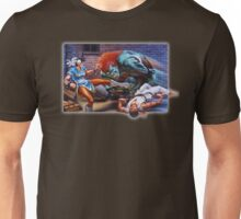 Classic Retro Street Fighter II SNES Unisex T-Shirt