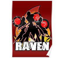 Elsword: Raven Poster Poster