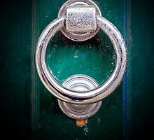 Round Knocker by Simon Duckworth