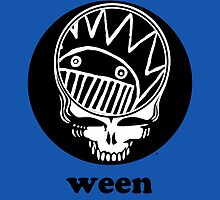 Ween Boognish / Grateful Dead Steal Your Face  by drewgillespie
