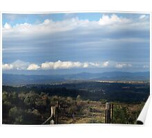 SCENIC VIEWS Poster
