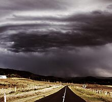 Border Range Storm by SouthBrisStorms