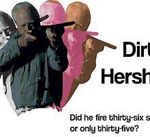 Dirty Hershel by EdgarCat