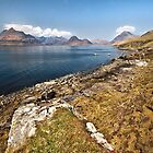Elgol views by Shaun Whiteman