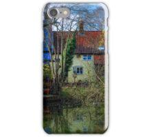 Riverside Cottage iPhone Case/Skin