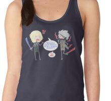 About Ninja Vampire Cyborgs.... Women's Tank Top
