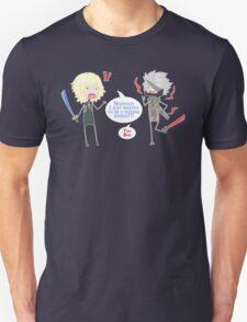 About Ninja Vampire Cyborgs.... T-Shirt