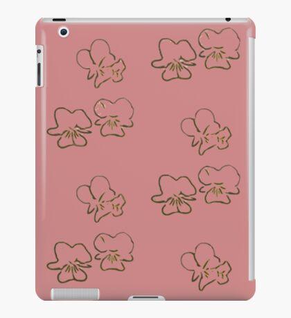 Primrose Pink Cutout iPad Case/Skin