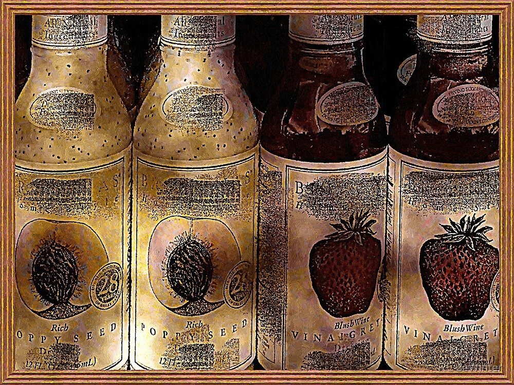 In the Back of the Pantry by RC deWinter