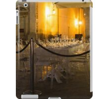 The Glass Restaurant iPad Case/Skin