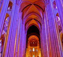 St. John the Divine by micpowell